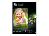 Photopaperi A4 200g HP Everyday - Valokuvapaperit - 109360 - 1